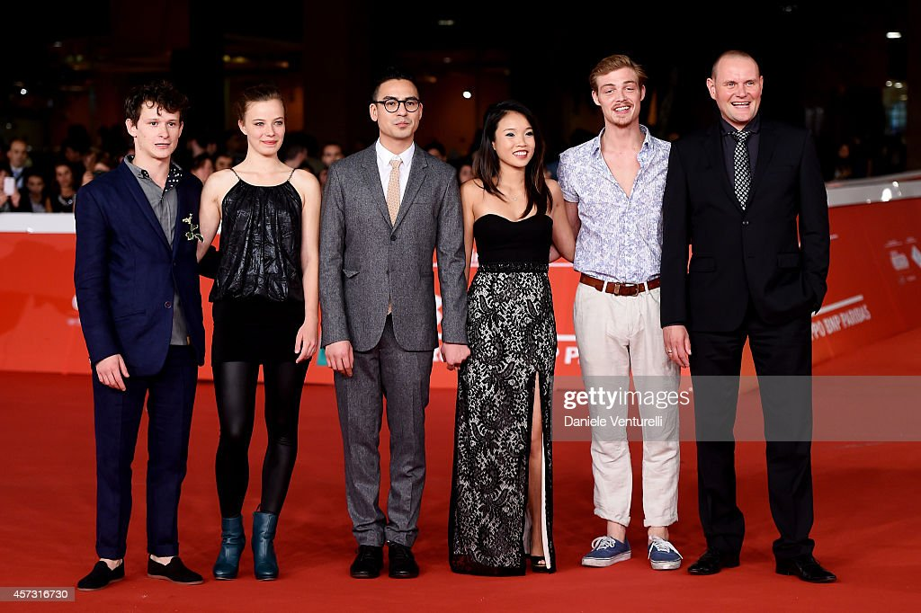 'We are young. We are strong' Red Carpet - The 9th Rome Film Festival