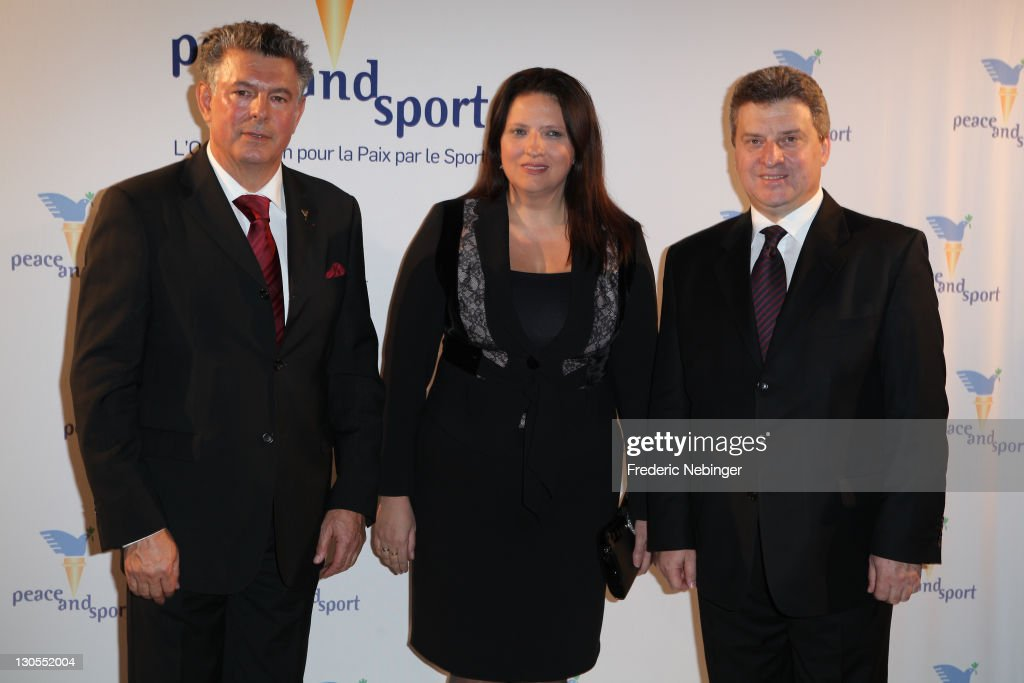 Opening Ceremony - Peace & Sport 5th International Forum
