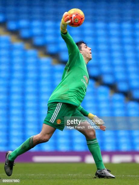 Joel Castro Pereira Manchester United goalkeeper