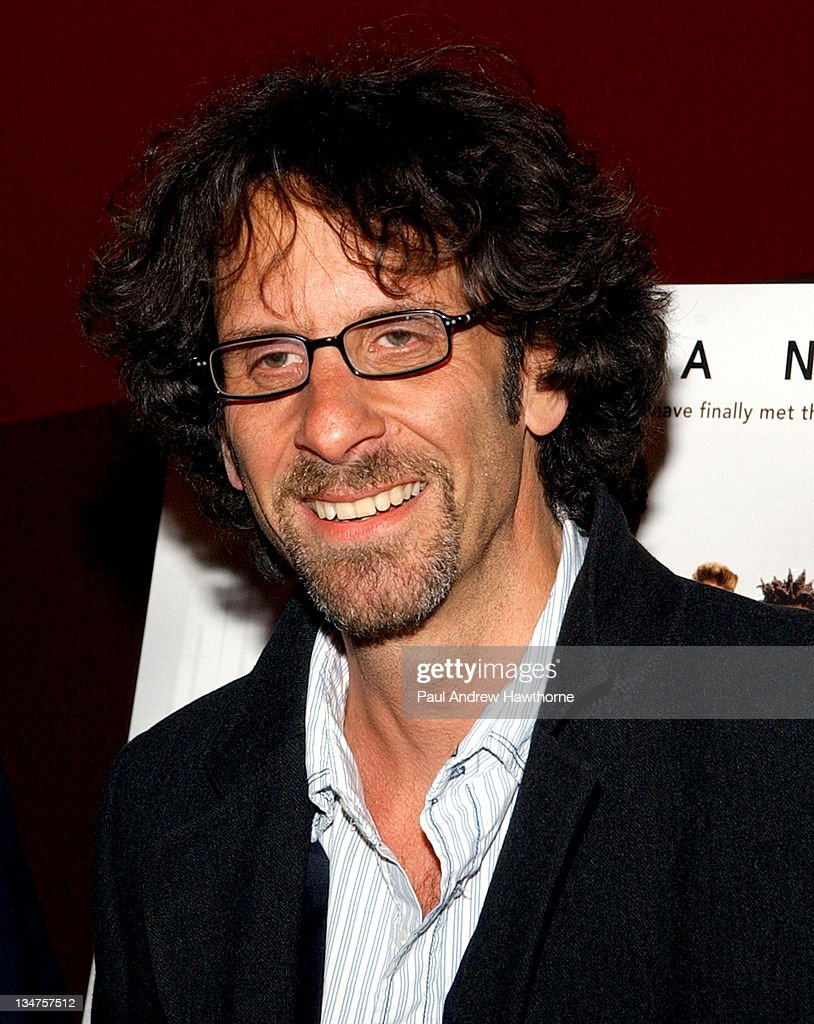 <a gi-track='captionPersonalityLinkClicked' href=/galleries/search?phrase=Joel+Coen&family=editorial&specificpeople=4292064 ng-click='$event.stopPropagation()'>Joel Coen</a> during 'The Ladykillers' Special Screening - New York at Landmark's Sunshine Cinema in New York City, New York, United States.