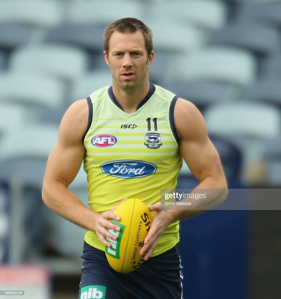 Geelong Cats Training Session