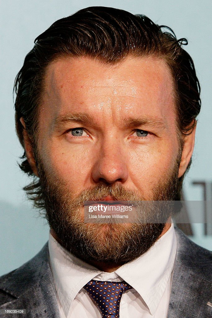 Joel Edgerton attends the 'Great Gatsby' Australian premiere at Moore Park on May 22, 2013 in Sydney, Australia.