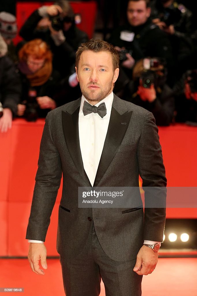 Joel Edgerton attends the 'Midnight Special' premiere during the 66th Berlinale International Film Festival Berlin at Berlinale Palace on February 12, 2016 in Berlin, Germany.