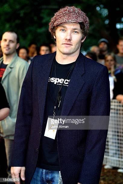 Joel Edgerton during Sony Tropfest Short Film Festival February 27 2005 at The Domain in Sydney NSW Australia