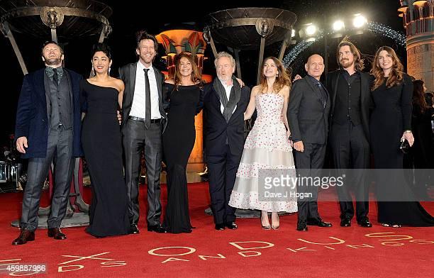 Joel Edgerton Golshifteh Farahani Andrew Tarbet Giannina Facio Sir Ridley Scott Maria Valverde Sir Ben Kingsley Christian Bale and Sibi Blazic...