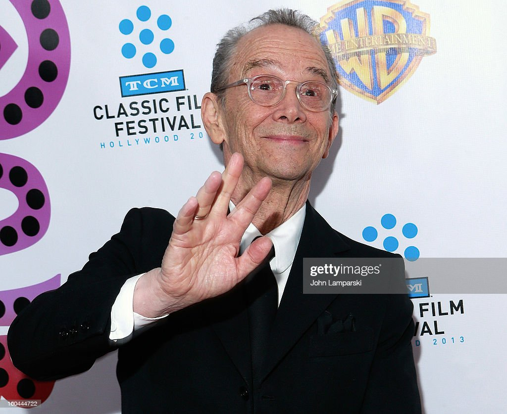 <a gi-track='captionPersonalityLinkClicked' href=/galleries/search?phrase=Joel+Grey&family=editorial&specificpeople=215297 ng-click='$event.stopPropagation()'>Joel Grey</a> attends 'Cabaret' 40th Anniversary New York Screening at Ziegfeld Theatre on January 31, 2013 in New York City.