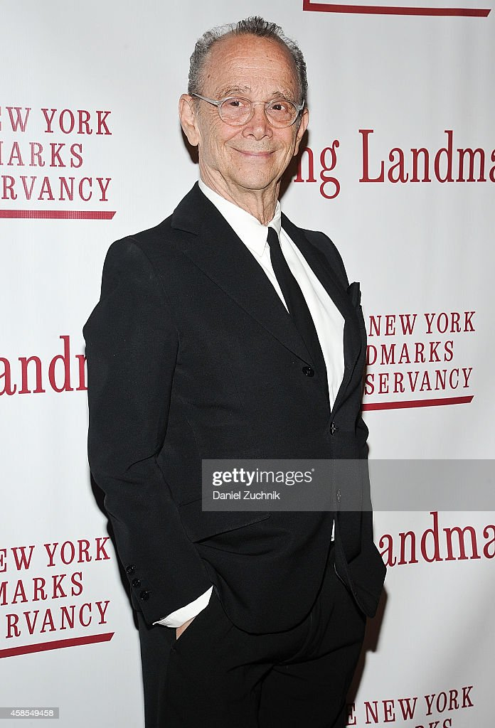 Joel Grey attends the 21st Annual Living Landmarks Ceremony at The Plaza Hotel on November 6, 2014 in New York City.