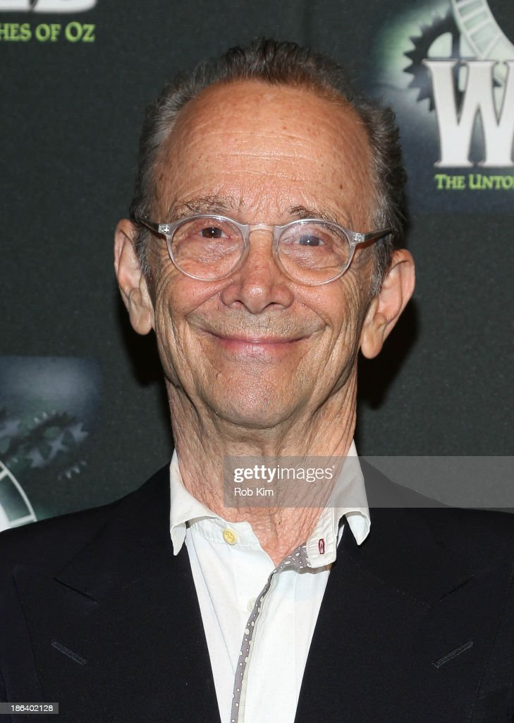 <a gi-track='captionPersonalityLinkClicked' href=/galleries/search?phrase=Joel+Grey&family=editorial&specificpeople=215297 ng-click='$event.stopPropagation()'>Joel Grey</a> attends the after party for the 'Wicked' 10th anniversary on Broadway at The Edison Ballroom on October 30, 2013 in New York City.