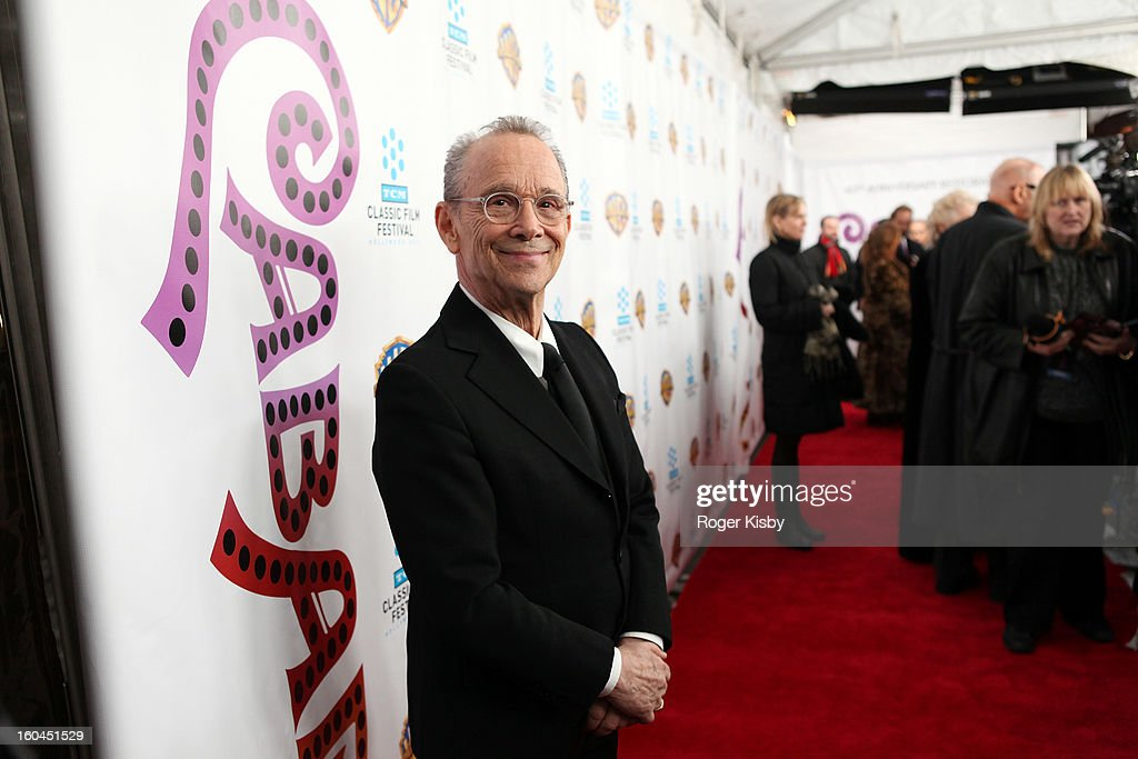Joel Grey attends the 'Cabaret' 40th Anniversary New York Screening at Ziegfeld Theatre on January 31, 2013 in New York City.