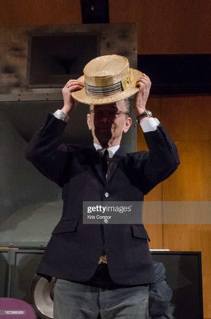 Joel Grey attends the 'Cabaret' Washington DC Screening Honoring Joel Grey at Smithsonian National Museum Of American History on February 22, 2013 in Washington, DC.