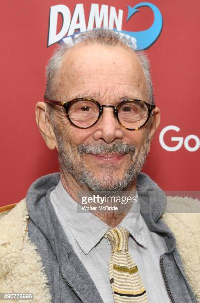 Joel Grey attends the cast party for the Roundabout Theatre Company presents a OneNight Benefit Concert Reading of 'Damn Yankees' at the Stephen...