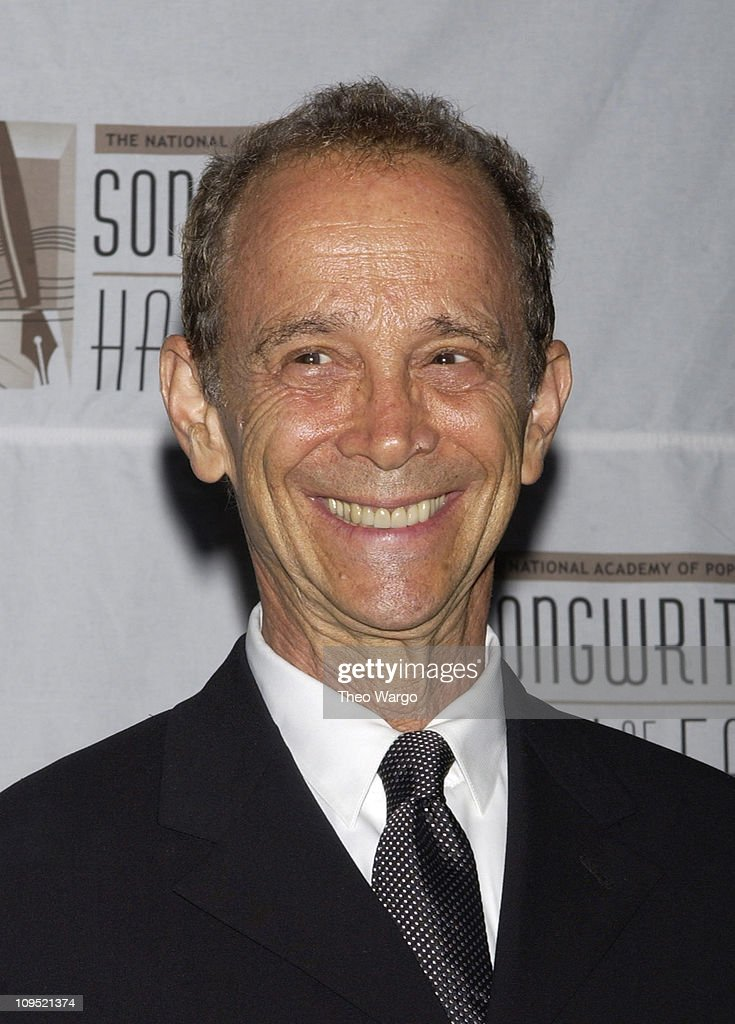 Joel Grey during Songwriters Hall of Fame Awards - Press Room at Sheraton Towers in New York City, New York, United States.