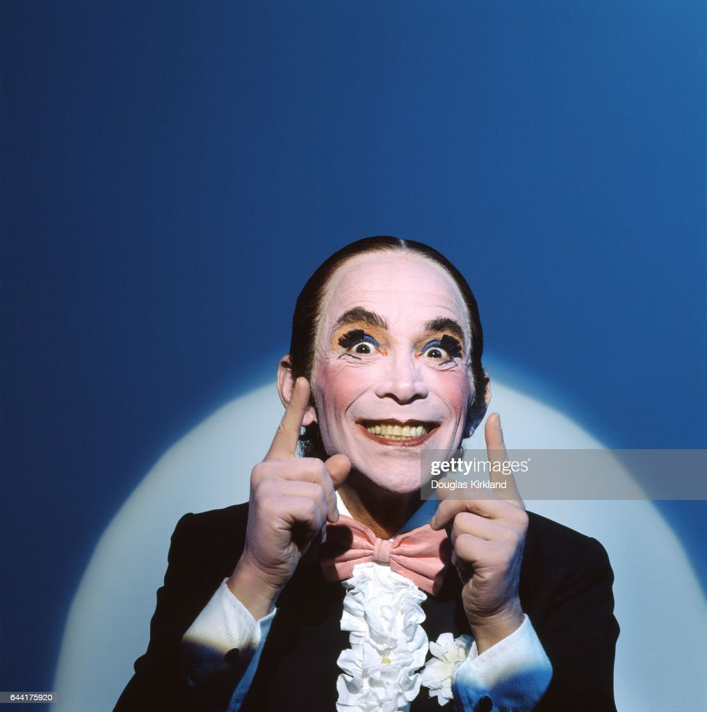 Joel Grey photographed for New York Magazine Cover shoot - 1987