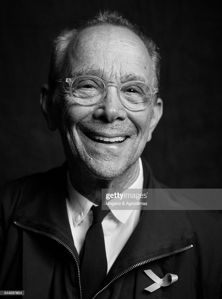 Joel Grey poses for a portrait at Logo's 'Trailblazer Honors' on June 23, 2016, in the Cathedral of St. John the Divine in New York City.