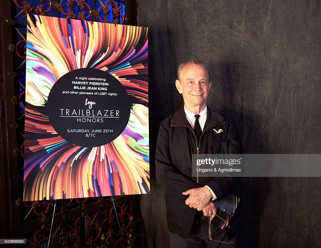 Joel Grey poses for a portrait at the 2016 Logo's Trailblazer Honors at Cathedral of St. John the Divine on June 23, 2016 in New York City.