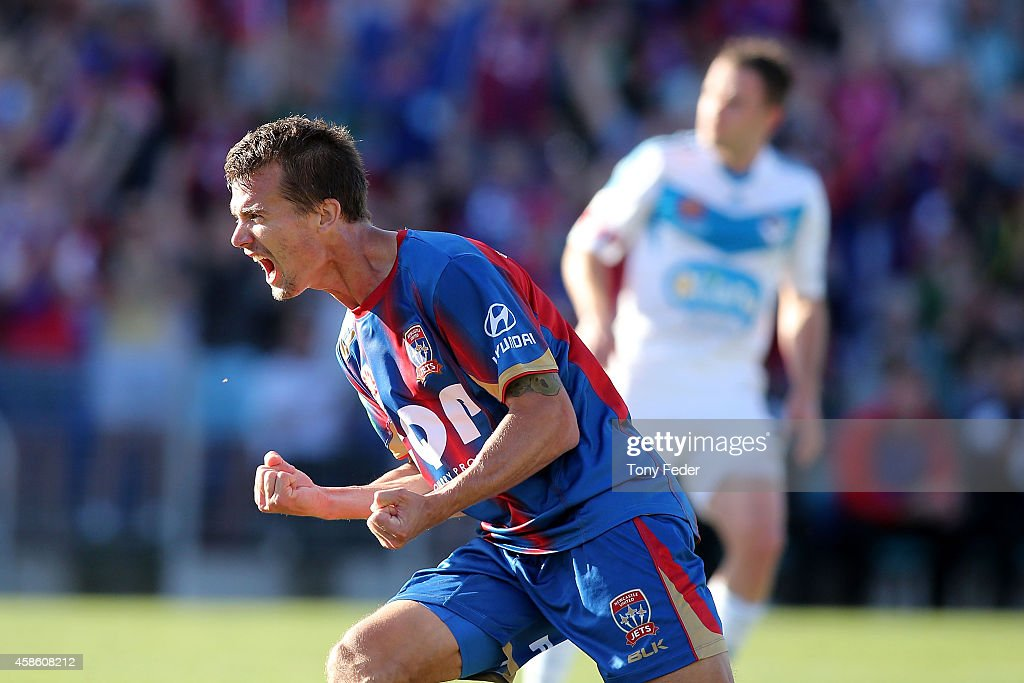 A-League Rd 5 - Newcastle v Melbourne