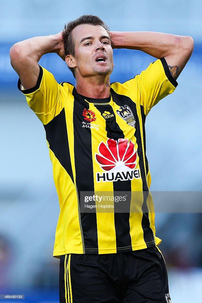 A-League Rd 20 - Wellington v Adelaide