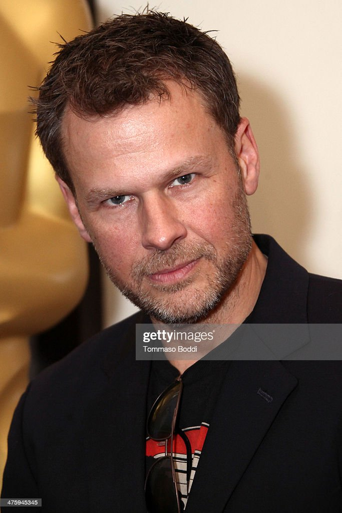 Joel Harlow attends the 86th Annual Academy Awards - Makeup And Hairstyling at the AMPAS Samuel Goldwyn Theater on March 1, 2014 in Beverly Hills, California.