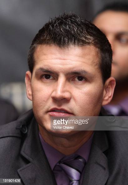 Joel Lizarraga of La Banda...