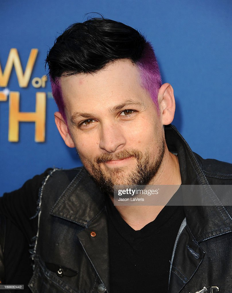 Joel Madden attends the MDA Labor Day Telethon at CBS Studios on August 8, 2012 in Los Angeles, California.