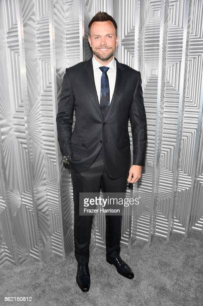 Joel McHale attends ELLE's 24th Annual Women in Hollywood Celebration presented by L'Oreal Paris Real Is Rare Real Is A Diamond and CALVIN KLEIN at...