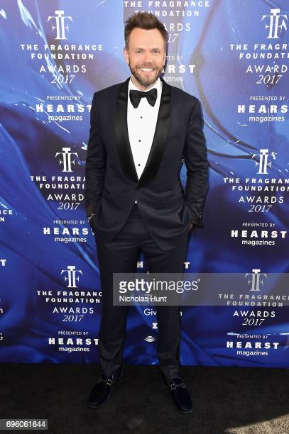 Joel McHale attends the 2017 Fragrance Foundation Awards Presented By Hearst Magazines at Alice Tully Hall on June 14 2017 in New York City