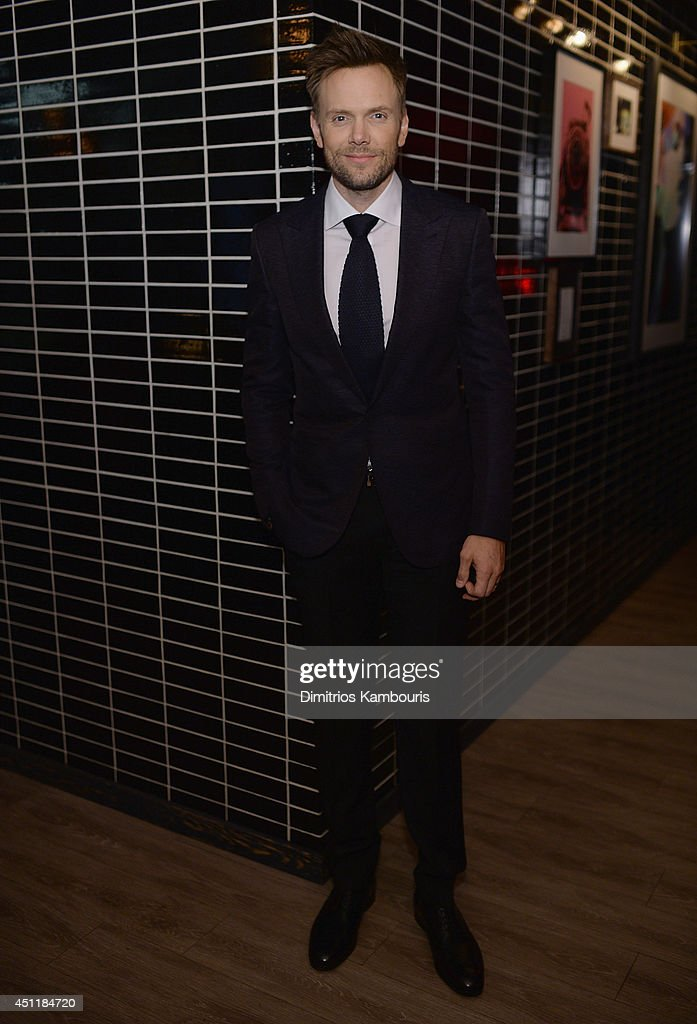 Joel McHale attends the 'Deliver Us From Evil' screening after party hosted by Screen Gems Jerry Bruckheimer Films with The Cinema Society at The...