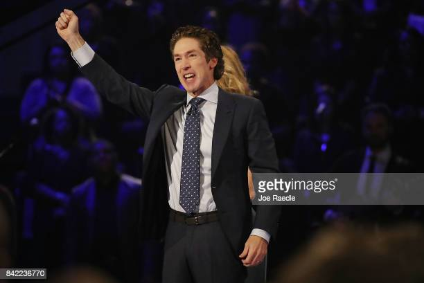 Joel Osteen Stock Photos And Pictures Getty Images