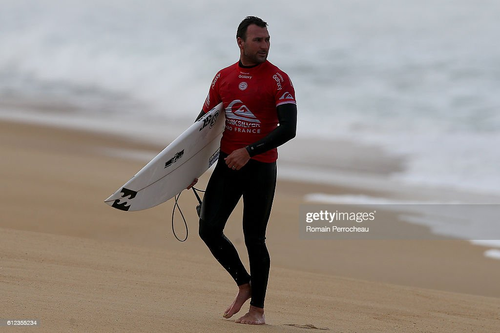 Quiksilver Surf Pro-Competition In Hossegor