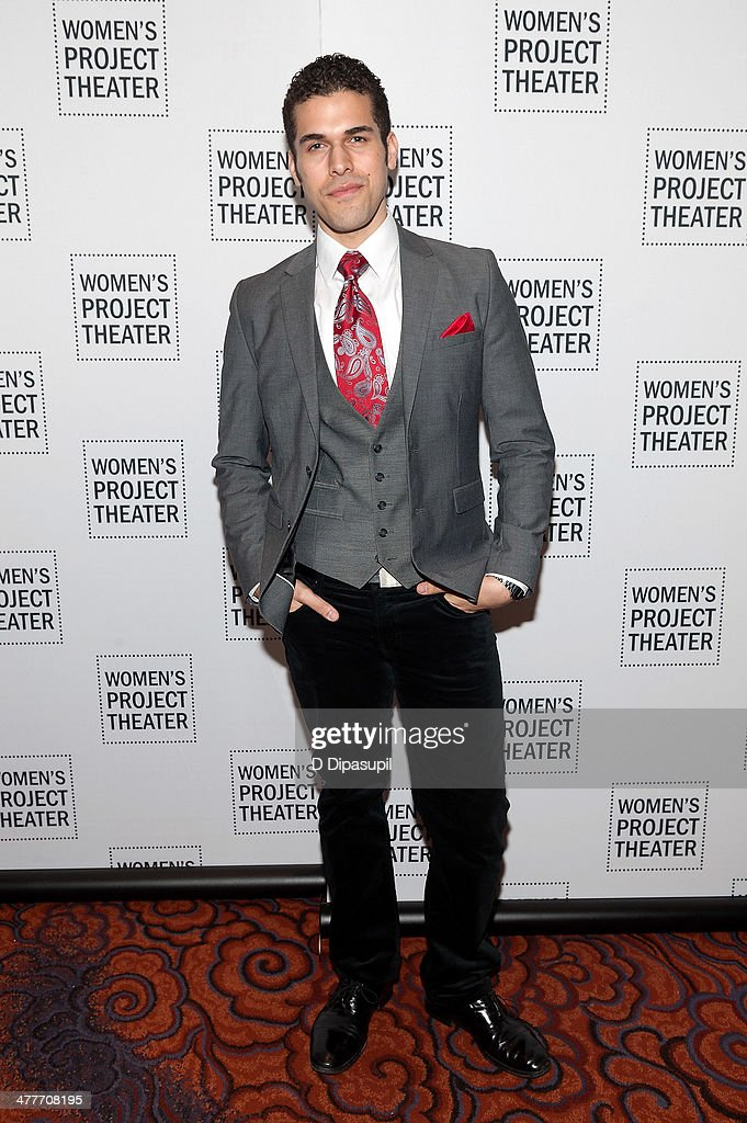 Joel Perez attends the Women Project Theater's 2014 Women Of Achievement Gala at the Mandarin Oriental Hotel on March 10, 2014 in New York City.