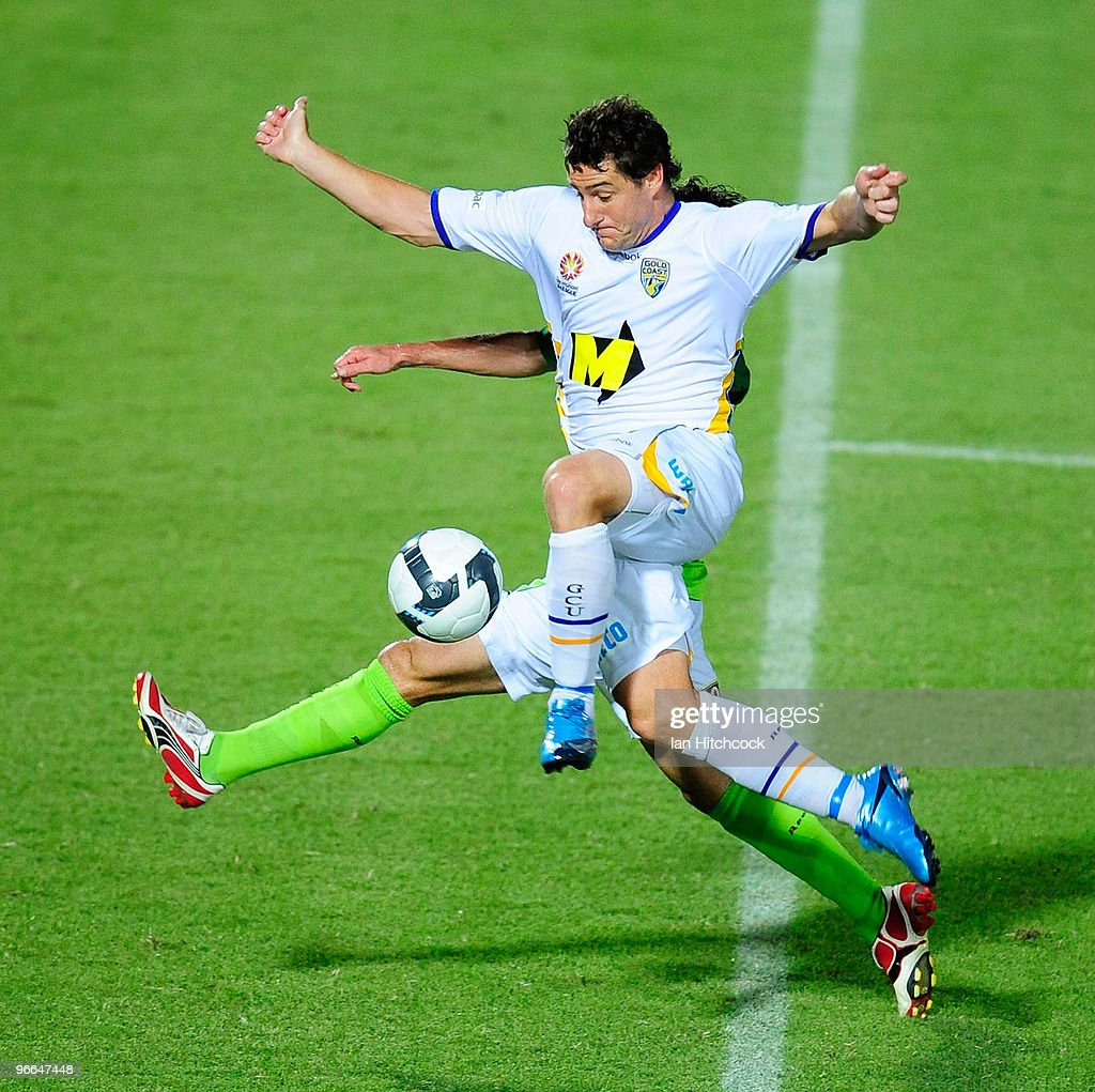 A-League Rd 27 - Fury v Gold Coast