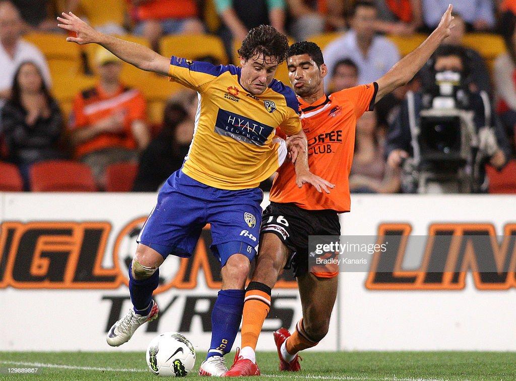 A-League Rd 3 - Brisbane v Gold Coast