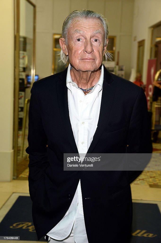 <a gi-track='captionPersonalityLinkClicked' href=/galleries/search?phrase=Joel+Schumacher&family=editorial&specificpeople=210507 ng-click='$event.stopPropagation()'>Joel Schumacher</a> attends Day 1 of the Ischia Global Fest 2013 on July 13, 2013 in Ischia, Italy.