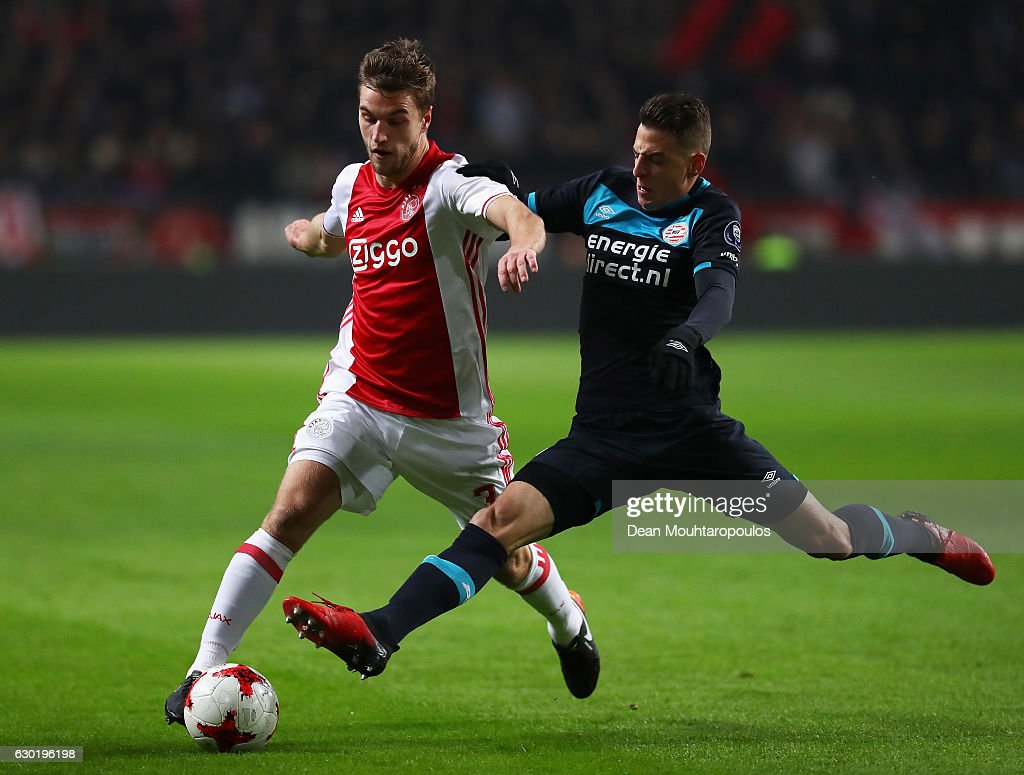 Ajax Amsterdam v PSV Eindhoven -  Dutch Eredivisie