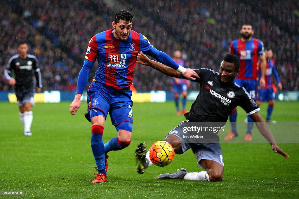 Crystal Palace v Chelsea - Premier League