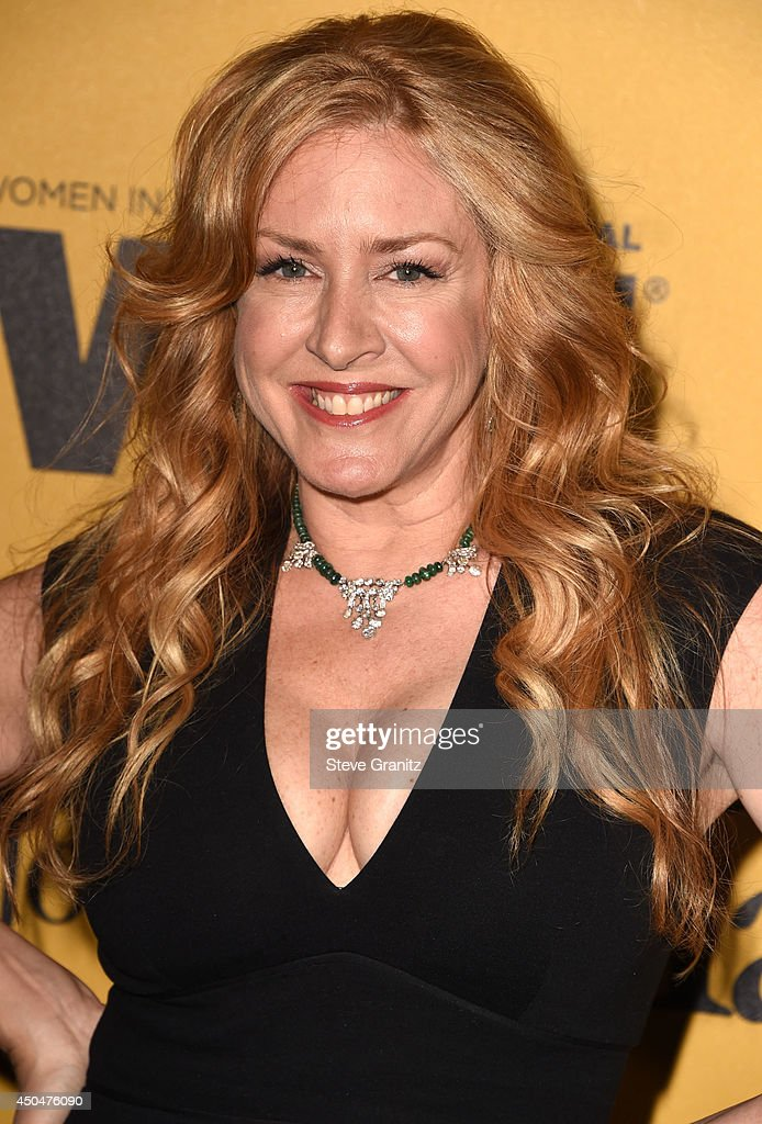 <a gi-track='captionPersonalityLinkClicked' href=/galleries/search?phrase=Joely+Fisher&family=editorial&specificpeople=204228 ng-click='$event.stopPropagation()'>Joely Fisher</a> arrives at the Women In Film 2014 Crystal + Lucy Awards at the Hyatt Regency Century Plaza on June 11, 2014 in Century City, California.