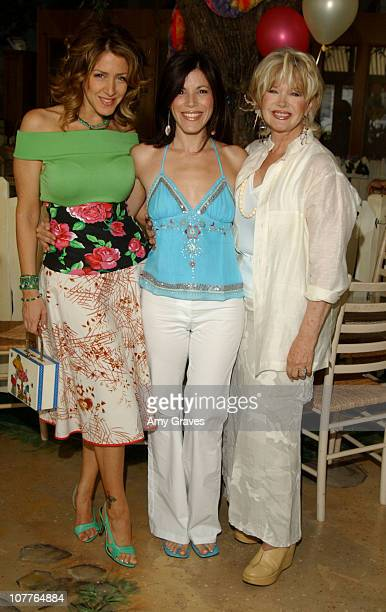 Joely Fisher Connie Stevens and Tricia Leigh Fisher