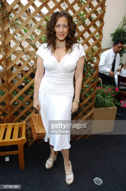 Joely Fisher during Allure and Linda Wells's Summer Cocktail Party at Hamasaku Restaurant in Los Angeles California United States