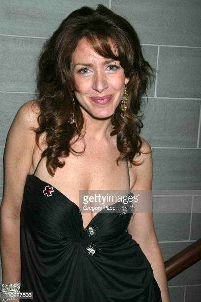 Joely Fisher during Conde Nast Traveler Hot List Party for 2005 at Megu in New York City New York United States