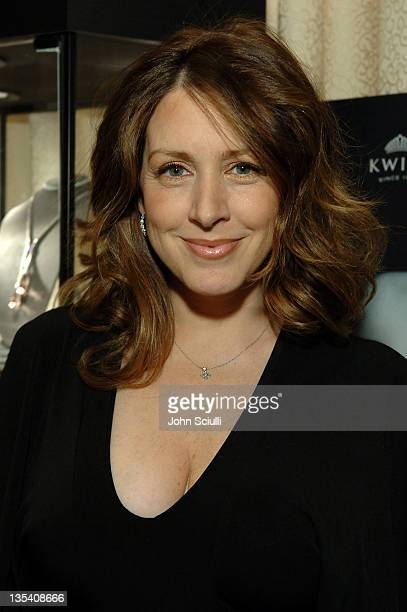 Joely Fisher during Kwiat/Kodak Oscar Suite Cocktail Party at Four Seasons Wetherly Suite in Beverly Hills CA United States