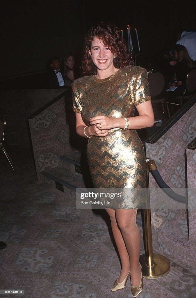<a gi-track='captionPersonalityLinkClicked' href=/galleries/search?phrase=Joely+Fisher&family=editorial&specificpeople=204228 ng-click='$event.stopPropagation()'>Joely Fisher</a> during Westwood Shriners Gala - June 9, 1991 at Beverly Hilton Hotel in Beverly Hills, California, United States.
