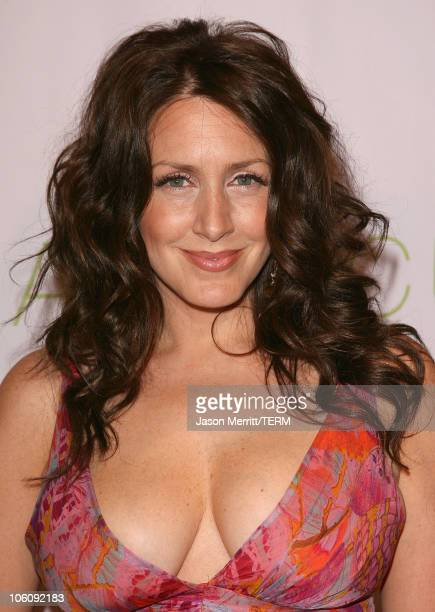 Joely Fisher during 'What A Pair 4 ' Arrivals at Wiltern Theatre in Hollywood California United States
