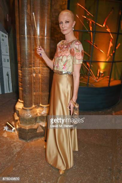 Joely Richardson attends Save The Children's Magical Winter Gala celebrating the 20th anniversary since the publication of the first of JK Rowling's...