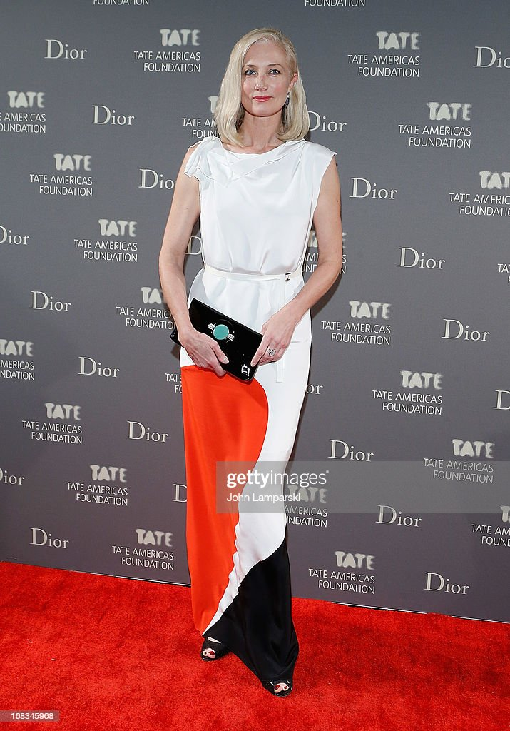 Joely Richardson attends the 2013 Tate Americas Foundation Artists Dinner at Skylight Studios at Moynihan Station on May 8, 2013 in New York City.