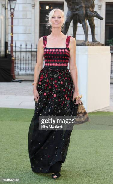 Joely Richardson attends the Royal Academy Summer Exhibition Preview Party at Royal Academy of Arts on June 4 2014 in London England