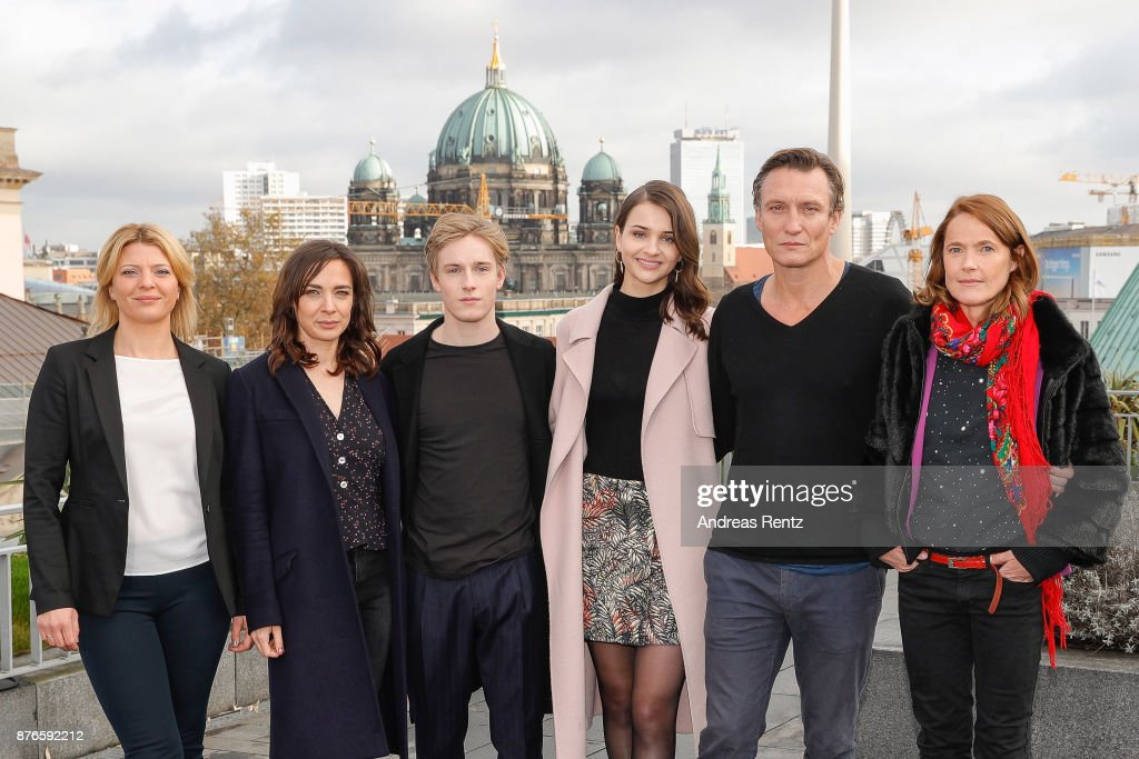 Netflix Series 'Dark' Premiere In Berlin