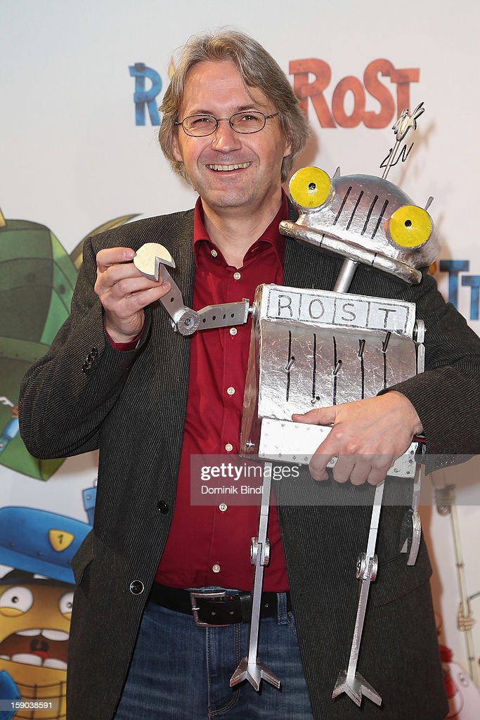 Joerg Hilbert attends the Ritter Rost Premiere on January 6, 2013 in Munich, Germany.