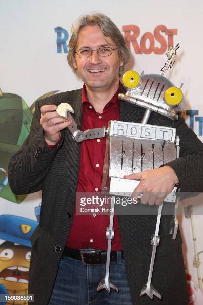 Joerg Hilbert attends the Ritter Rost Premiere on January 6 2013 in Munich Germany