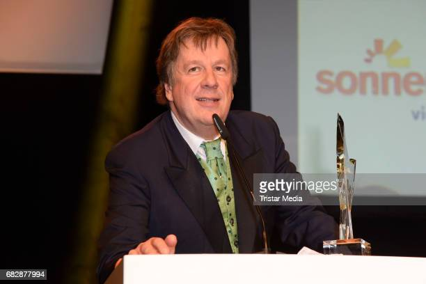 Joerg Kachelmann attends the 'Goldene Sonne 2017' Award by SonnenklarTV on May 13 2017 in Kalkar Germany