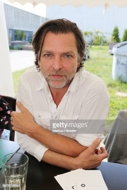 Joerg Pintsch poses during the celebration of 2500 episodes of 'Rote Rosen' on June 18 2017 in Lueneburg Germany